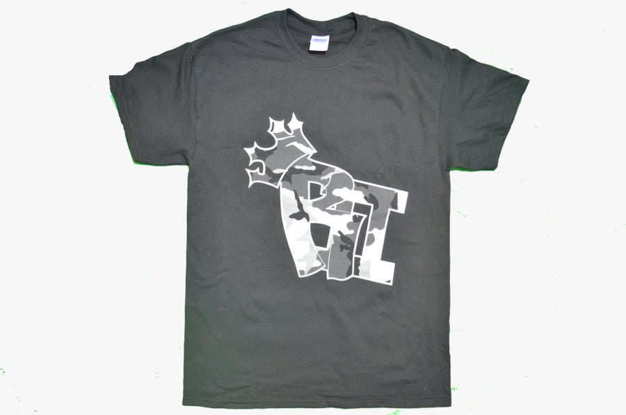 Image of R2 Army Snow Camo T-shirt
