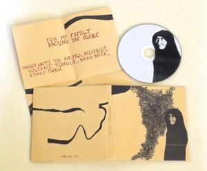 Image of ILYAS AHMED ~ THE VERTIGO OF DAWN ~ cd (TIME-LAG 042)