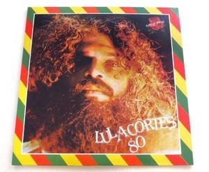 Image of LULA CORTES ~ ROSA DE SANGUE ~ lp (TIME-LAG 041)