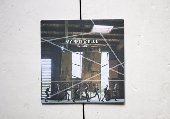 "Image of ""The Start"" EP by MY RED + BLUE"