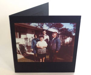 Image of WOODS FAMILY CREEPS ~ WOODS FAMILY CREEPS ~ lp (TIME-LAG / RED RECORDS #2)