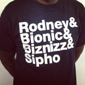 Image of London Posse LTD Edition Tee Shirt