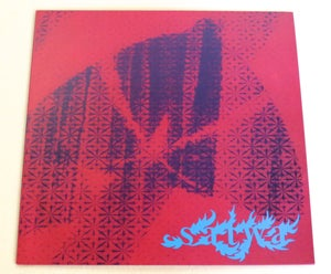Image of SATWA ~ SATWA ~ lp (TIME-LAG 019)