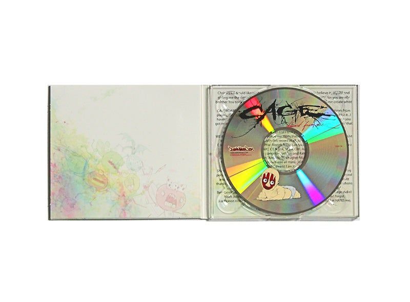 Image of Depart From Me CD