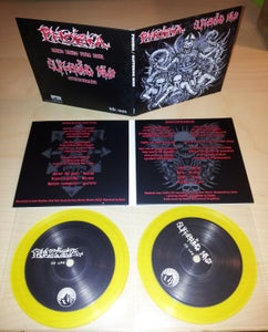 Image of [DISTRO] Phobia/Suffering Mind - Split 5""
