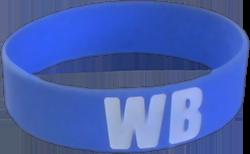 Image of WetBlush Wristband