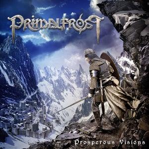 """Image of """"Prosperous Visions"""" full-length CD (2014)"""