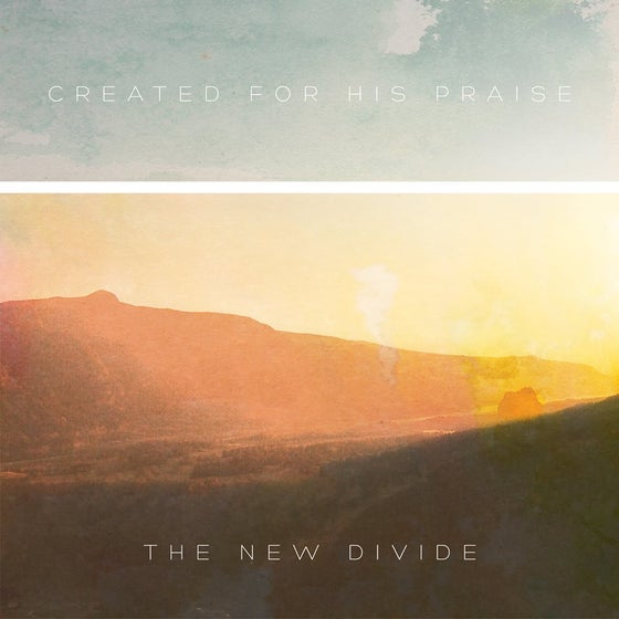Image of Created For His Praise CD