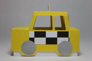 Image of Taxi Favor Box