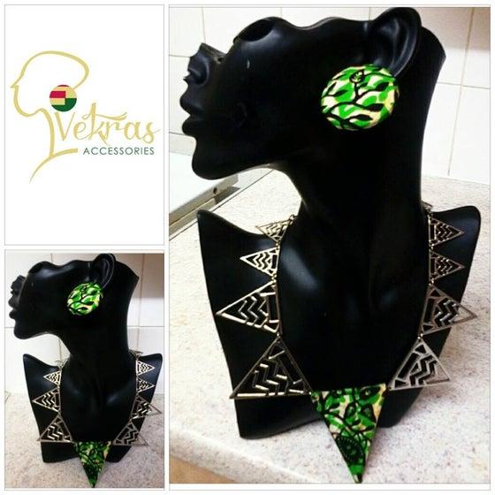 Image of Vekras Spring Green Set