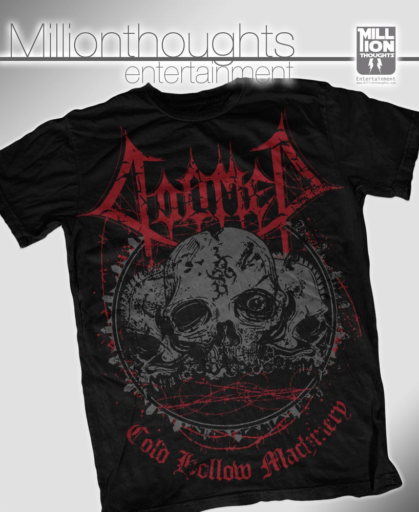 Image of Doomed - Cold Hollow Machinery T