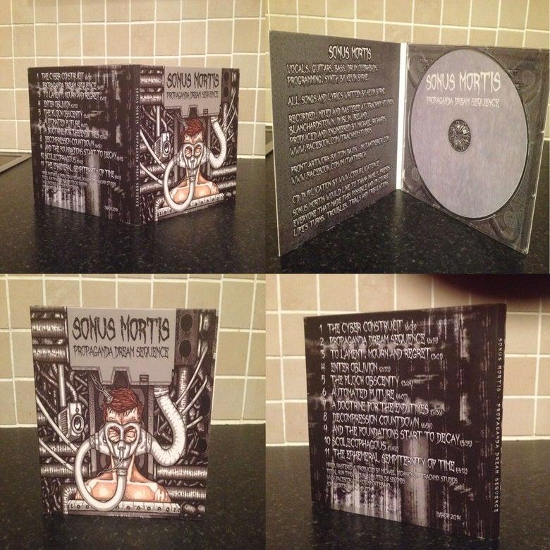 Image of Sonus Mortis - 'Propaganda Dream Sequence' 2014 Album