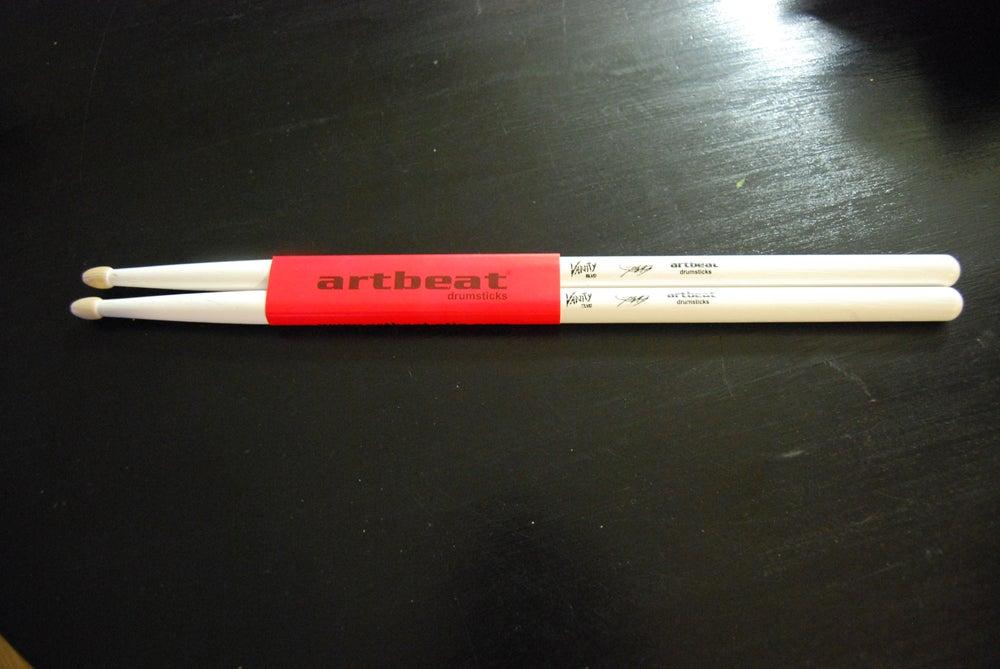 Image of Gebb's Signature Drumsticks