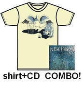 Image of shirt+cd COMBO