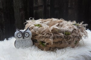 """Image of """"Beautiful Baby Nest"""" a Woodsy Wonders Original Design to add to our Harvest Series!"""