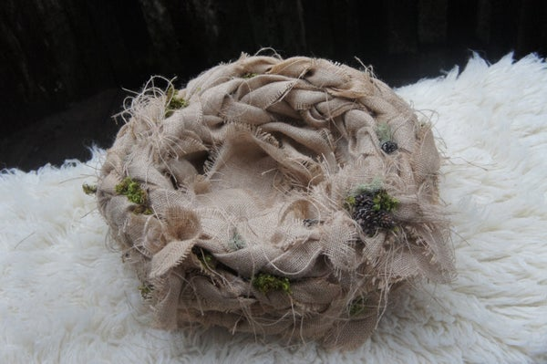 "Image of ""Beautiful Baby Nest"" a Woodsy Wonders Original Design to add to our Harvest Series!"