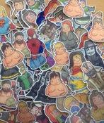 Image of Mega Moobie Mini Mix Sticker Pack