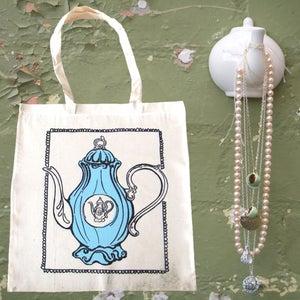 Image of tea bag