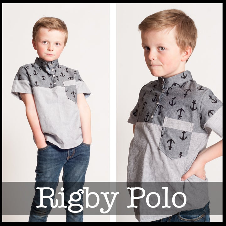 Image of Rigby Polo