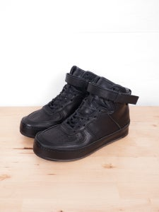 Image of Hender Scheme - Manual Industrial Product 01 AF1 High-top Sneakers