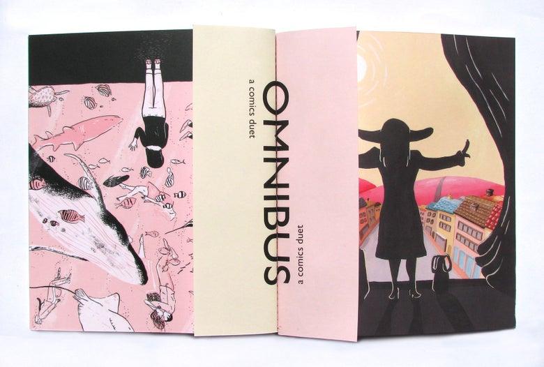 Image of Omnibus - a comics duet / Hila Noam and Einat Tsarfati
