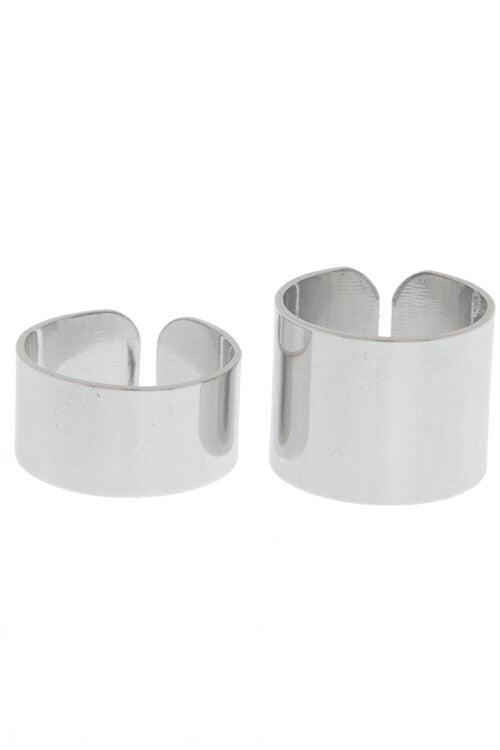 Image of Dual Cuff Rings