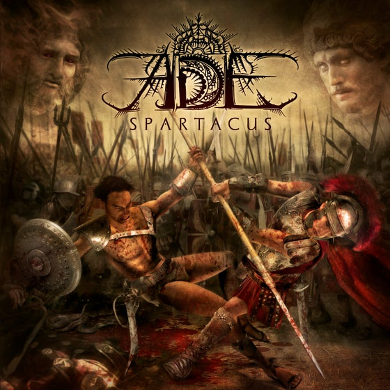 Image of Ade- Spartacus