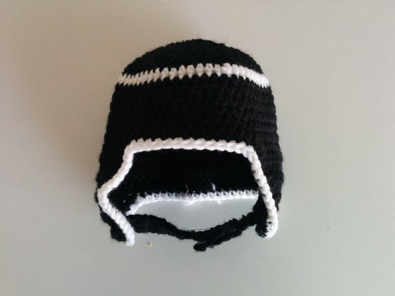 Image of Knit Children's Scrum Caps
