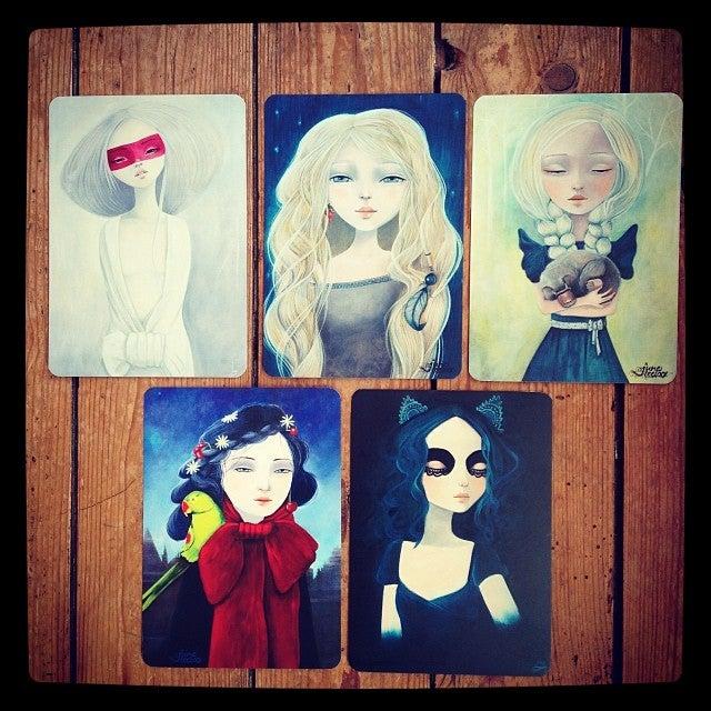 Image of Set of postcards n°2