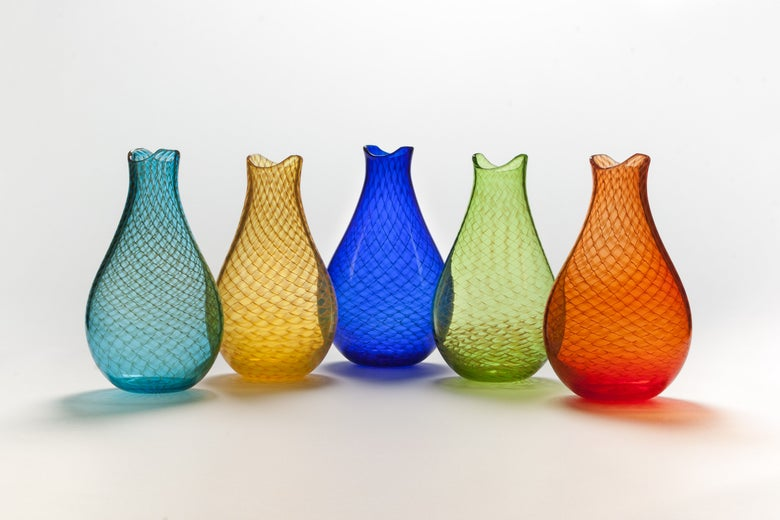 Image of Fishnet Vase