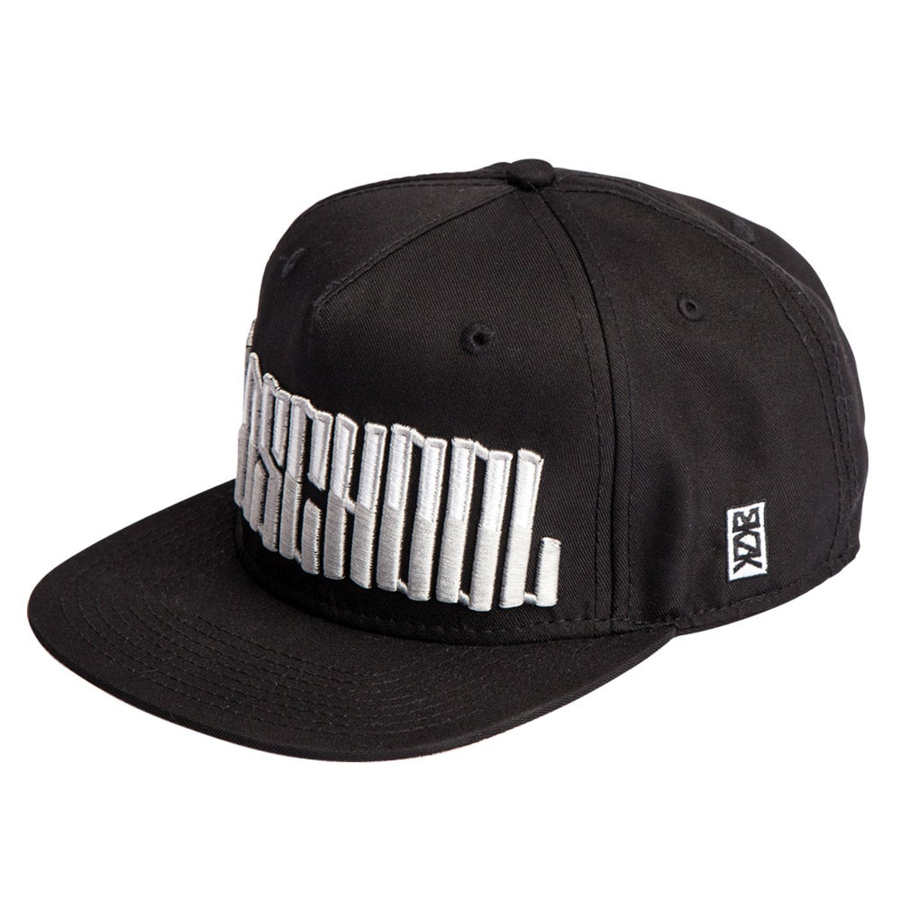 Image of Keyword Snapback Black