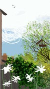 Image of Spring garden