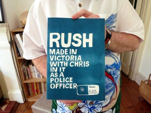 Image of Rush, Made in Victoria, With Chris in it as a Police Officer - 3rd edition