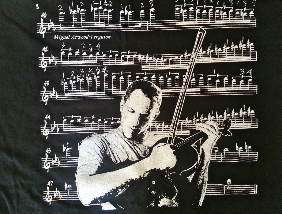 Image of Miguel Atwood-Ferguson T-Shirt
