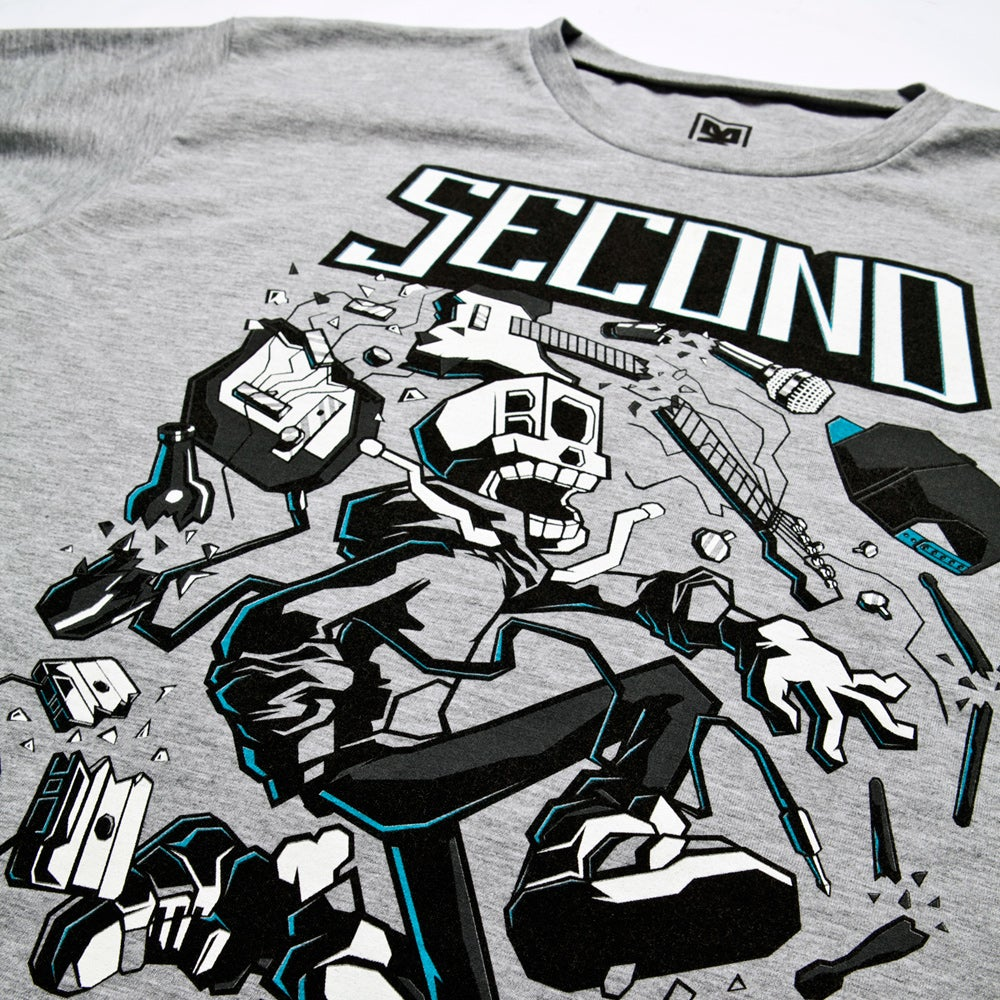 Image of MKNK X SECOND