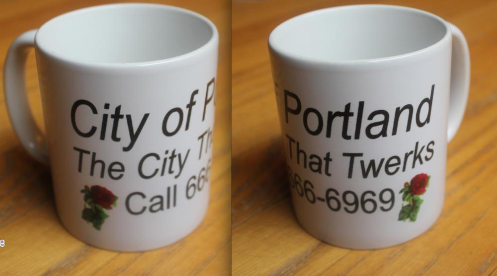 Image of Twerk Coffee Mug