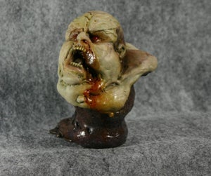 Image of Norm's Fat Zombie Mini-Bust