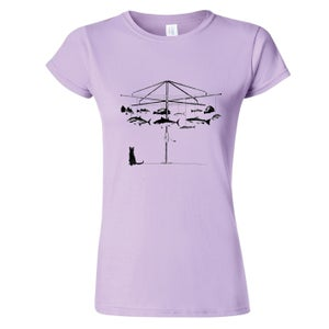 Image of Backyard fishing - womens