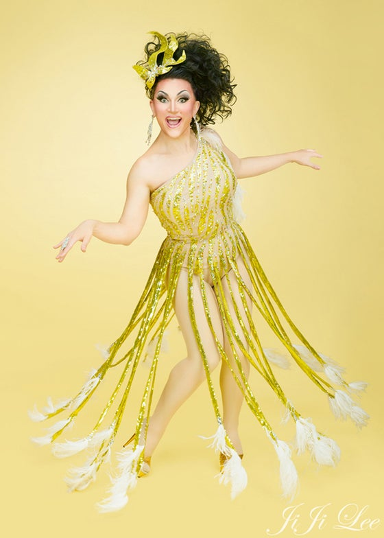 "Image of BenDeLaCreme 8"" by 10"" - Signed"