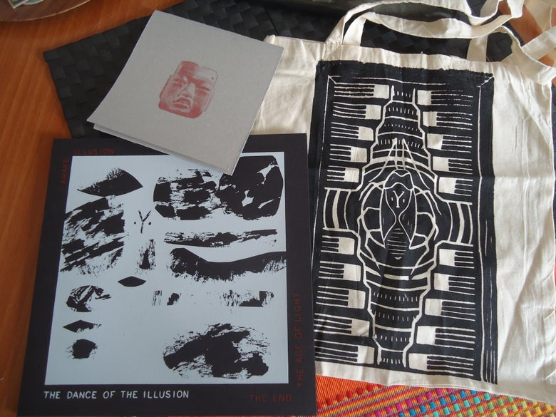 Image of The Dance Of The Illusion + The Muse + Tote Bag
