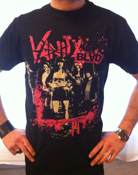 Image of T-shirt Wicked Temptation- Man