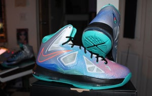 Image of Lebron X (Pure Platinum) (Coming soon?)