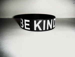 Image of BE KIND Silicon Bracelet