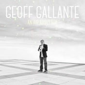 Image of New Release! Geoff Gallante - An Air About Him CD (AUTOGRAPHED)