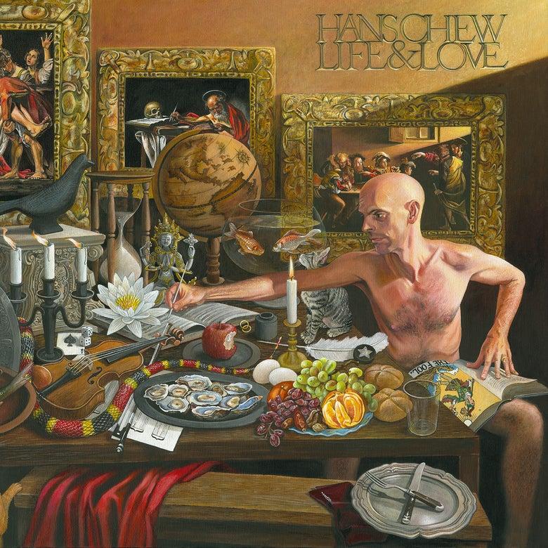 "Image of Hans Chew - ""Life & Love"" LP - includes digital download code"