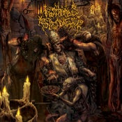 Image of POSTHUMOUS BLASPHEMER - Exhumation of Sacred Impunity CD/DIGI CD
