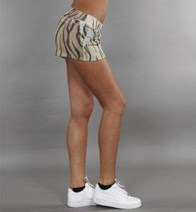 Image of COMING SOON - BIGWIG short con stampa effetto TIGER