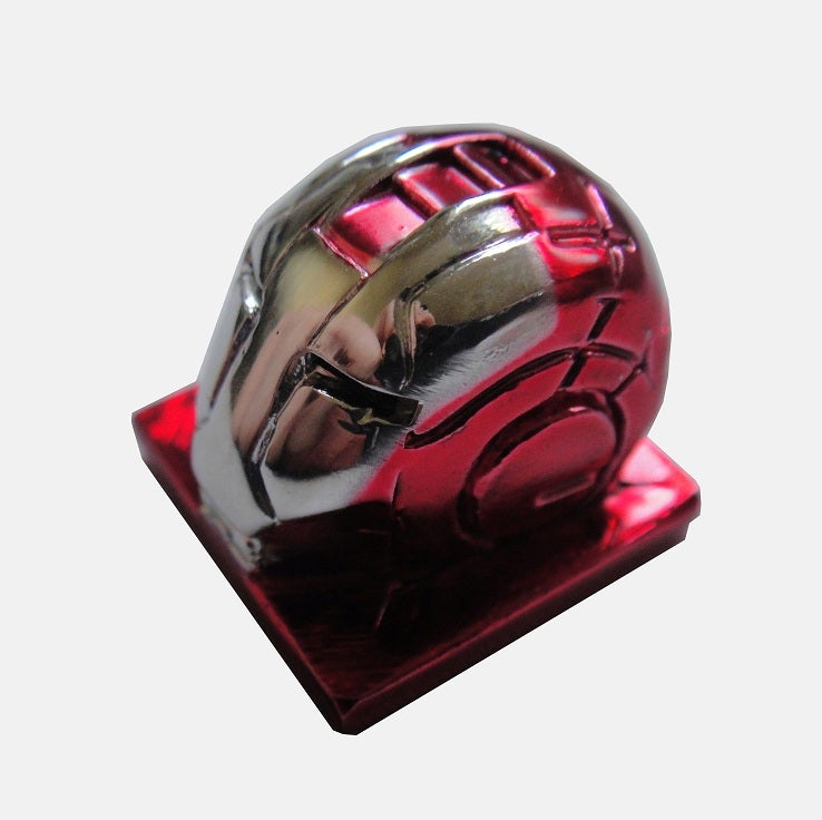 Image of Iron Man Silver Edition
