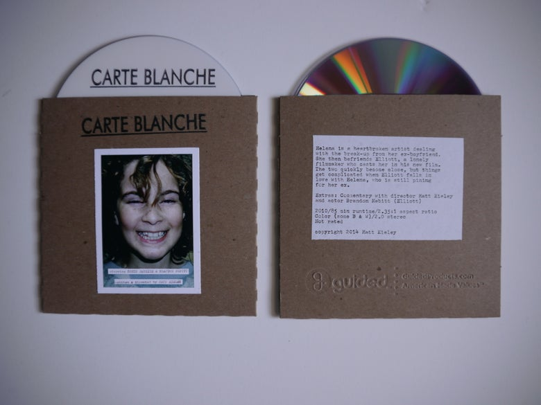 Image of Carte Blanche DVD