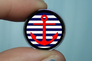 Image of Nautical Anchor Plugs